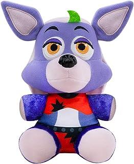 Funko Plush: Five Nights at Freddy's, Security Breach - Roxanne Wolf, Multicolour, 6 inches