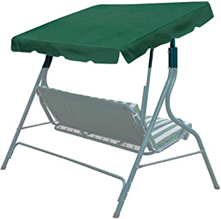 BenefitUSA BenefitUSA Replacement Porch Top Cover for Patio Outdoor Swing Seat Furniture (65
