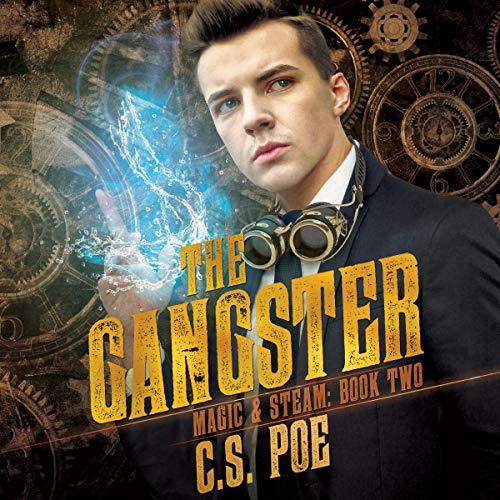 The Gangster Audiobook By C.S. Poe cover art