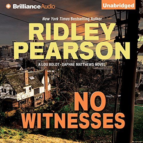 No Witnesses audiobook cover art