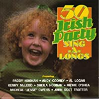 50 Irish Party Songs