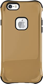 iPhone 6s Case, Ballistic [Urbanite] Six-Sided Drop Protection [Gold] 6ft Drop Test Certified Case Reinforced Corner Prote...