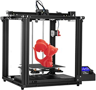 3 idea Imagine Create Print Creality Ender 5 Pro 3D Printer with Upgraded Silent Mainboard, Metal Extruder Frame, and Capr...