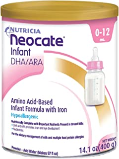 Nutricia North America Neocate Infant Formula Powder, Nna12595H, 1 Pound