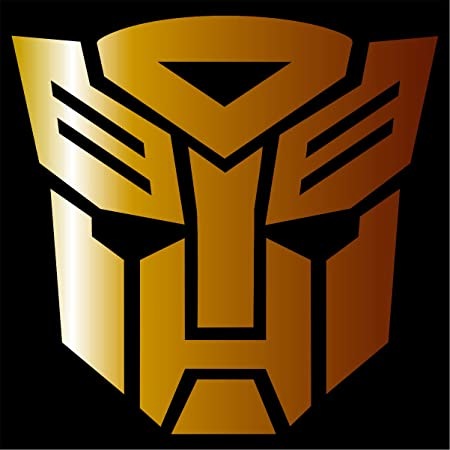 Transformers Autobot Optimus Prime Logo VINYL DECAL Bumper Sticker car window