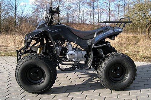 Kinder Quad Warrior (Benzin 125ccm) - 2