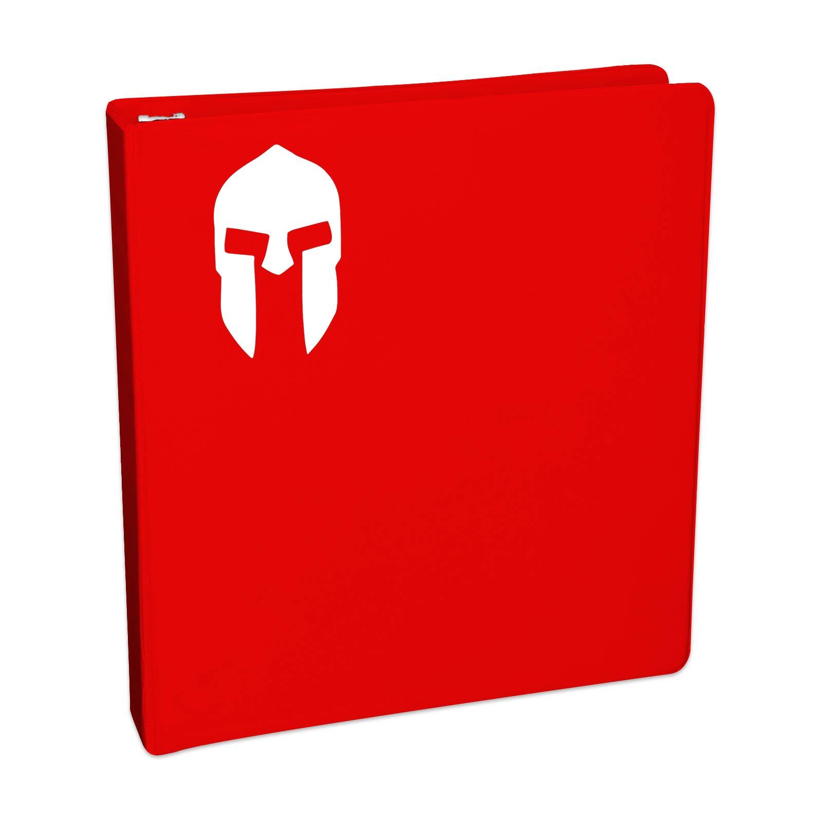 Adhesivo de casco espartano del rey Leónidas de la película «300» para cuaderno, coche u ordenador portátil. 20 cm, blanco: Amazon.es: Coche y moto