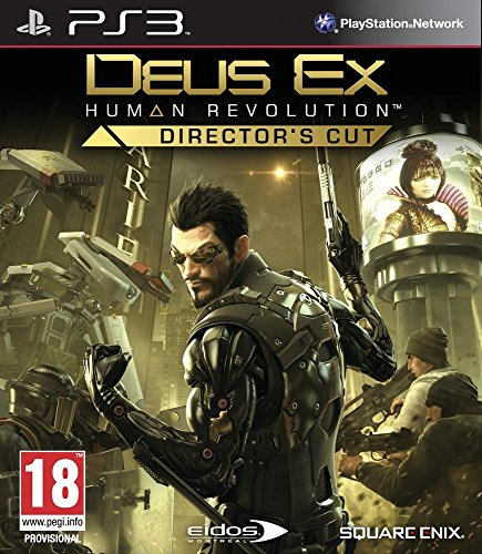 Deus Ex : Human Revolution - Director's Cut FR-Import