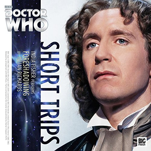 Doctor Who - Short Trips - Foreshadowing audiobook cover art