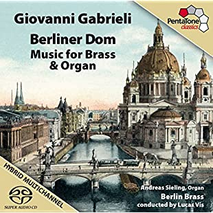 Gabrieli Music for Brass & Organ