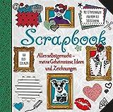 Scrapbook - Set: Alles selbstgemacht - meine Geheimnisse, Ideen und Zeichnungen