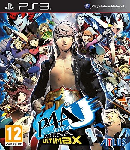 Persona 4 Arena: Ultimax (Playstation 3) [Edizione: Regno Unito]
