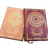 Shopular Japan Anime Sakura The Clow Magic Painting Book Diary Travel Journal Cosplay Note Book