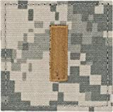 Army Combat Uniform ACU Officer Rank (With Hook Fastener, O-1 Second Lieutenant)