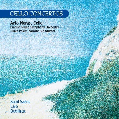 Noras, Arto and Finnish Radio Symph. Orchestra and Saraste