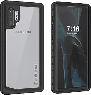PunkCase Galaxy Note 10 Plus Waterproof Case [Studstar Series] [Slim Fit] [Ip68 Certified] [Shockproof] [Dirtproof] [Snowp...