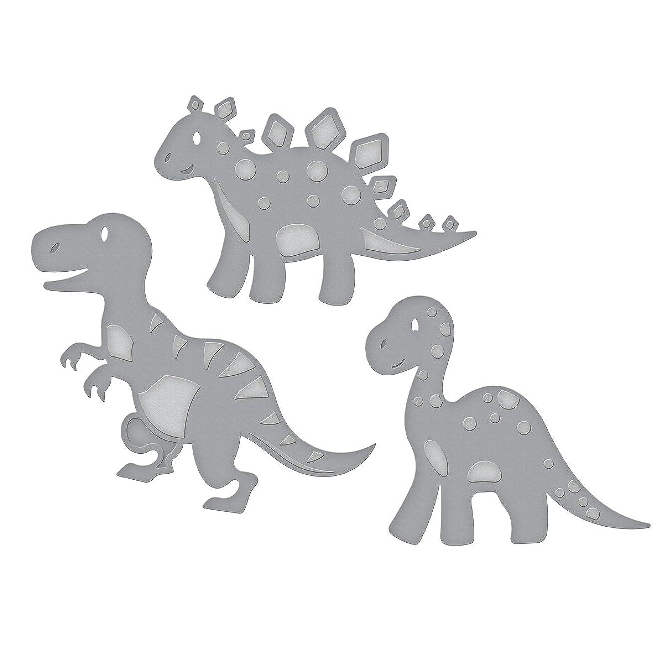 Spellbinders D-Lites Dinosaurs Etched/Wafer Thin Die