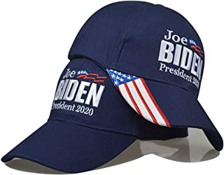 2 Pack Joe Biden Hat Adjustable Unisex Embroidery Baseball Cap Dad Hat