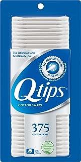 Q-tips Cotton Swabs, Original, 375 ct