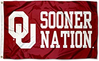 oklahoma sooners nation flag