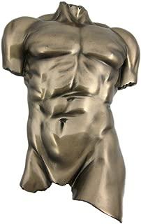 male torso sculpture