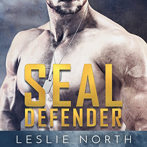 SEAL Defender audiobook cover art