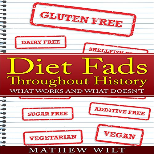 Diet Fads Throughout History: What Works and What Doesn't audiobook cover art