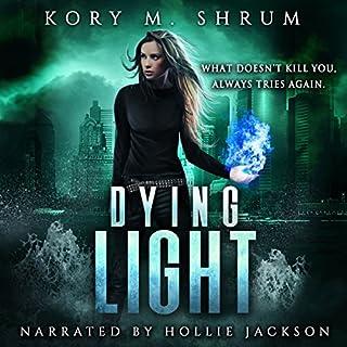 Dying Light audiobook cover art
