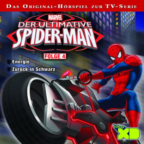 Der ultimative Spiderman 4 Titelbild