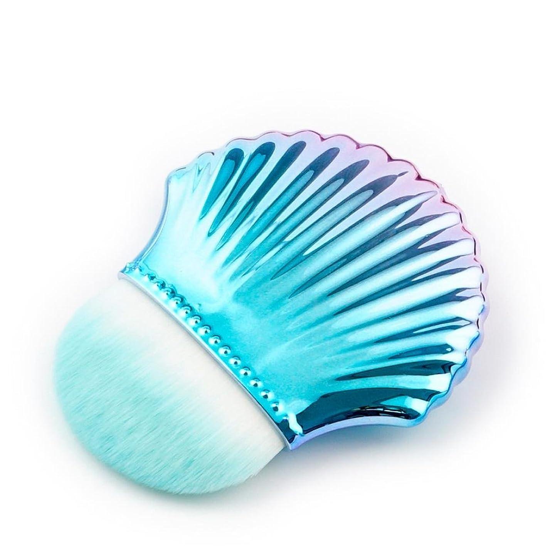 食欲シミュレートする可能性Goenn 貝殻 人気 化粧筆 メイクブラシセット メイクアップブラシ ふわふわ お肌に優しい 毛量たっぷり 極細毛