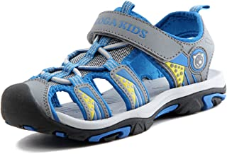Juneau Sandalias Niño de Verano con Plantillas de Trekking Senderismo Zapatillas Niña de Zapatos Unisex Deporte Sandalias