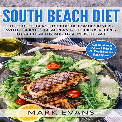 South Beach Diet audiobook cover art