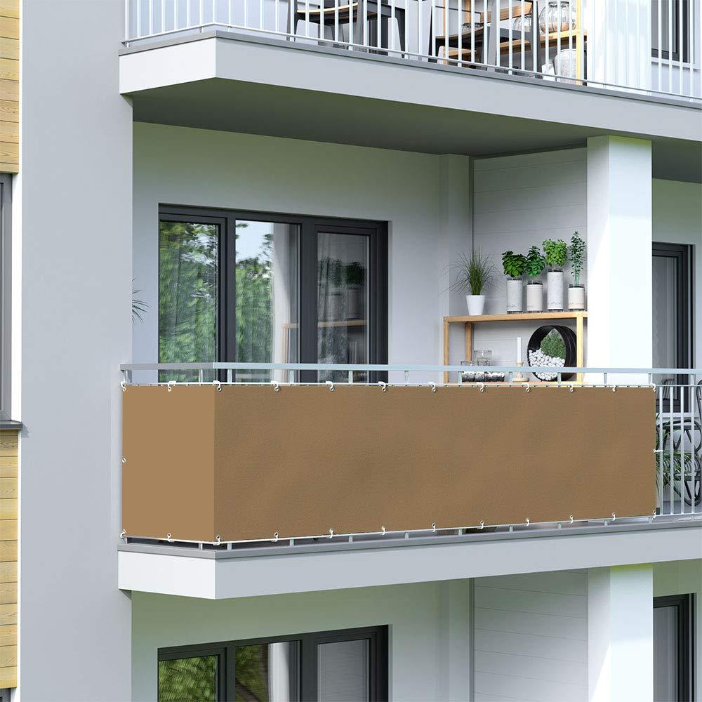 jarolift Revestimiento para balcón Resistente al Agua (hidrófugo ...