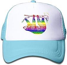 FGHJKL Pug Nose Potato Pugtato Adjustable Snapback Hat Summer Hats Girl Boy One Size Fits Most