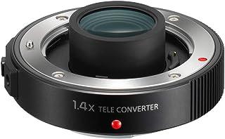 Lumix DMW TC14E Telekonverter TC14 verlängert Brennweite des Leica 2.8 4.0/50 200 mm, Faktor 1,4 Schwarz