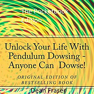 Unlock Your Life with Pendulum Dowsing: The Pocketbook audiobook cover art