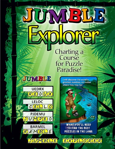 Jumble Explorer: Charting a Course for Puzzle Paradise! (Jumbles)