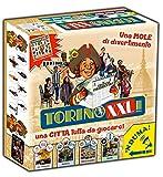 Torino XXL ! 2020/21 Un Grande Classico dei Giochi di società da Tavolo per Adulti E Bambini. Conquista la Città! Una Mole di Divertimento per Una Città Tutta da Giocare