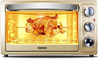 Horno Multifuncional, Casa Cocina Completa Pequeño Horno Eléctrico Automático For Hornear, Gran Capacidad De 30L / A / 505×335×305mm