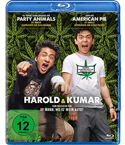 Harold & Kumar [Blu-ray]
