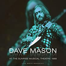 At the Sunrise Musical Theatre 1988 (Live)