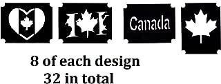 Countries Tattoo Stencil Collections (32 Tattoo Glitter Airbrush Stencil Canada)