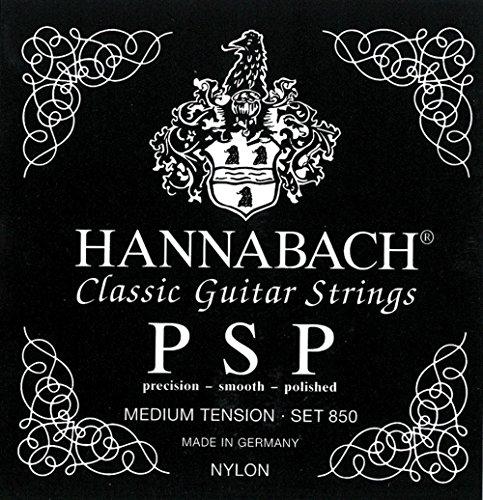 Hannabach 652757 Klassikgitarrensaiten Serie 850 Medium Tension PSP - Satz
