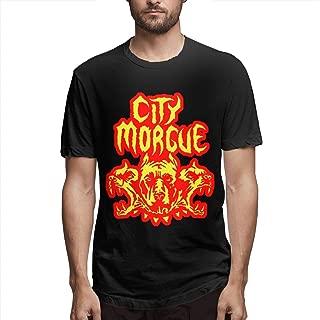 City M-org-ue Fashion Mens T-Shirt