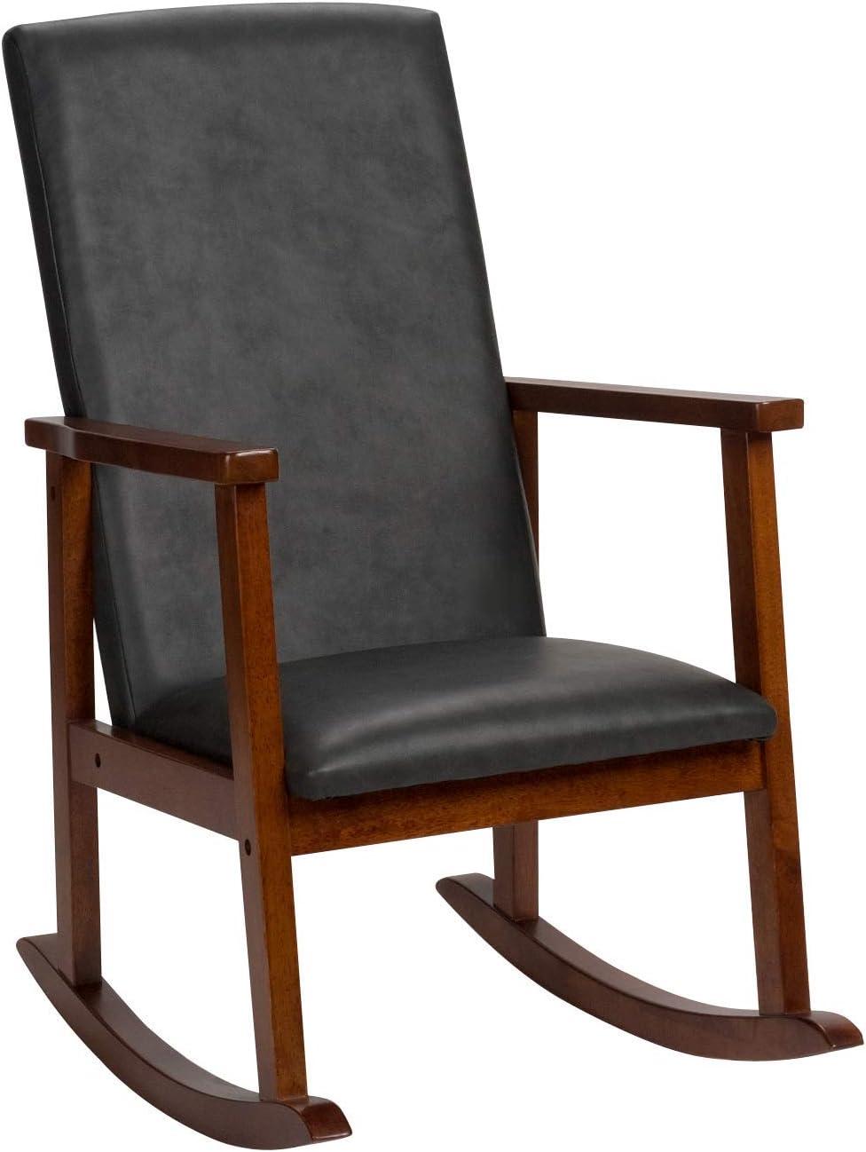 Elegant GiftMark Deluxe Childrens Chair Cherry New York Mall Rocking