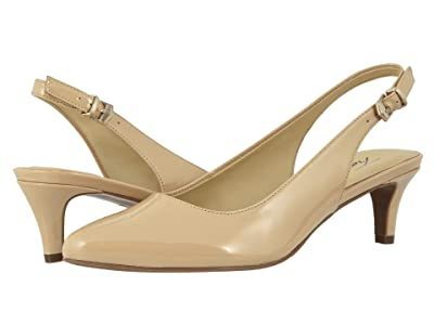 Trotters Keely (Nude Patent) Women
