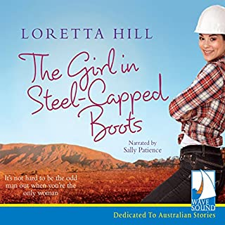 The Girl in Steel-Capped Boots cover art
