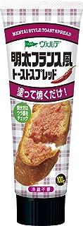 アヲハタ ヴェルデ 明太フランス風トーストスプレッド 100g ×4個