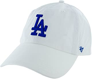 daa37d917afd71 '47 Brand Los Angeles LA Dodgers Clean Up Dad Hat Cap. '