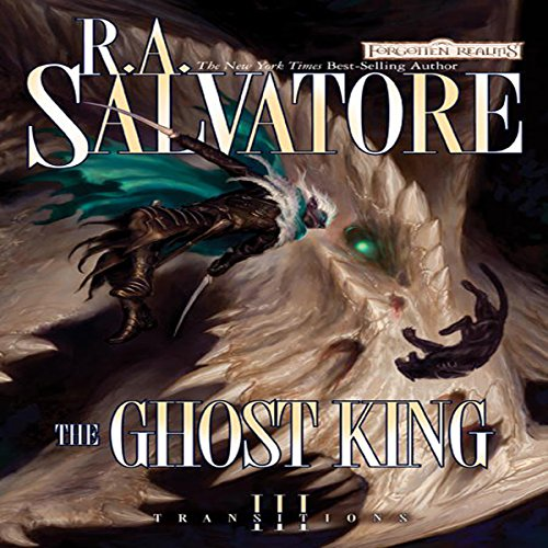 The Ghost King audiobook cover art